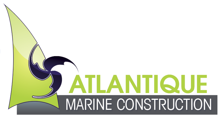 ATLANTIQUE MARINE CONSTRUCTION logo